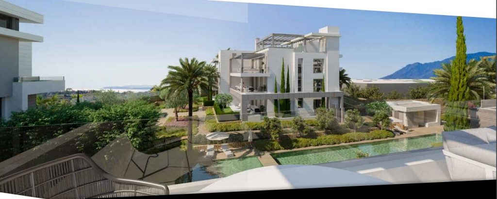 2. New development on the New Golden Mile – Walking distance to a quaint  village 3e52aa8f87659