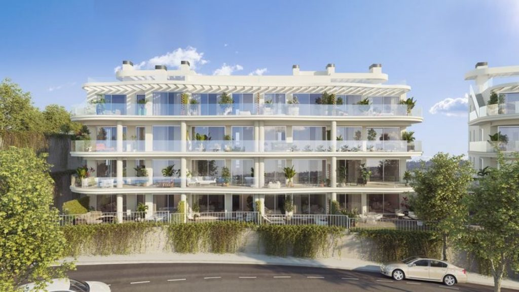 3. New development in Fuengirola – Walking distance to the beach and sea  views 842d4c5e11272