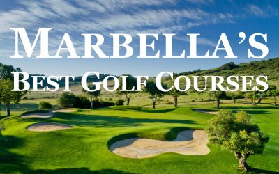 Best Golf Courses in Marbella